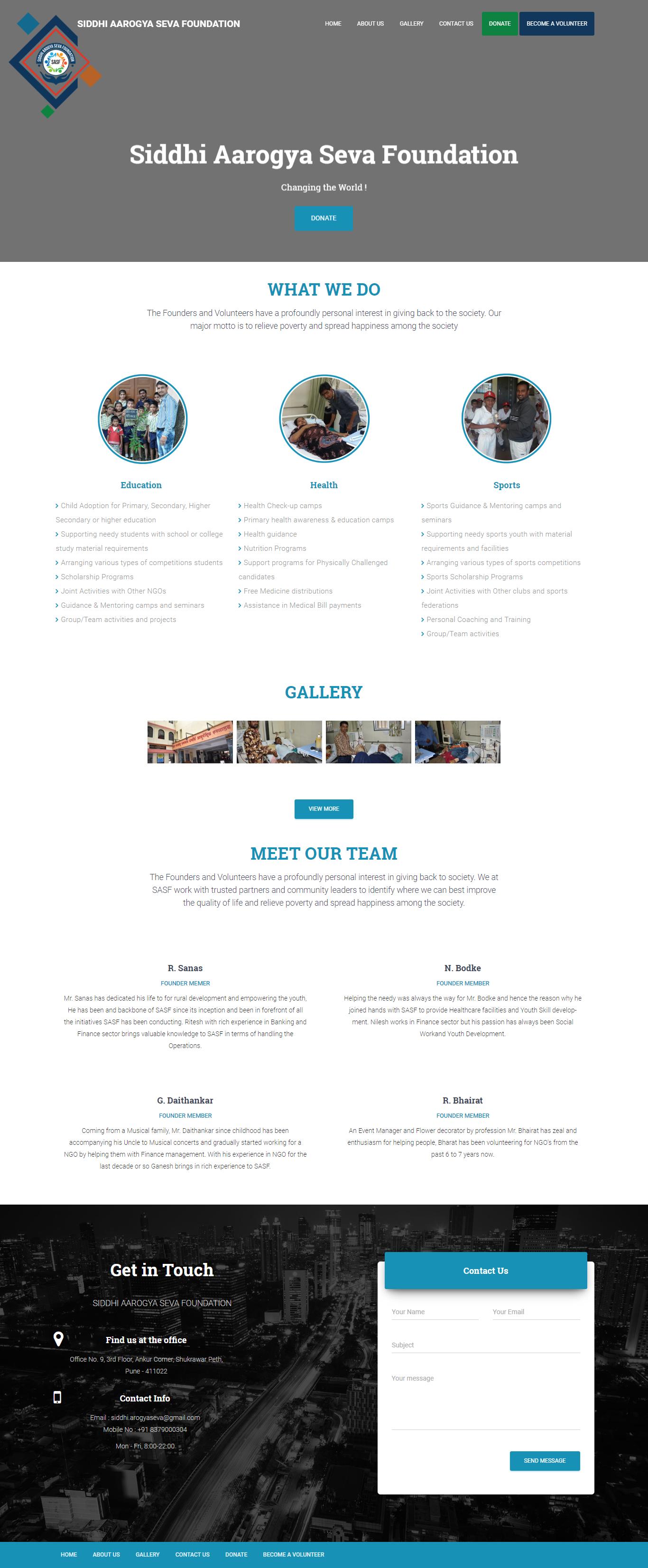 sasfoundation-org-in-vickywebdeveloper-portfolio