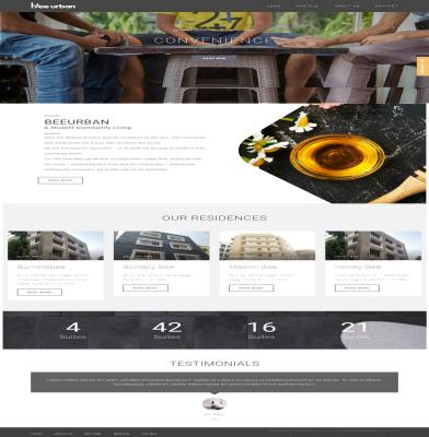 beeurban-in-website-developer-pune-portpholio
